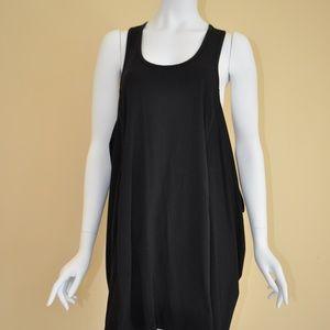 Y-3 Black Cinched Cool Dress!